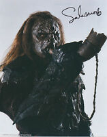 SALA BAKER Signed 10X8 Photo LORD OF THE RINGS COA