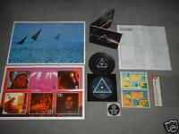 PINK FLOYD,  Dark Side Of The Moon .... rare CD (mini LP)
