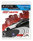 NEED FOR SPEED MOST WANTED PS3! OPEN WORLD RACE, CARS, COPS, RACING, HIGH CHASE