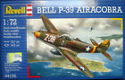 BELL P-39 AIRACOBRA della Revell scala 1/72 Aereo in kit montaggio