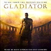 Hans Zimmer-Gladiator Music from the Motion Picture.CD