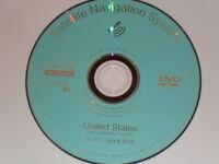 HONDA ACURA NAVIGATION CD DVD DISC 6.81A NAVAGATION DISK OEM MAP DISK GPS