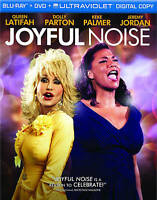 Joyful Noise (Blu-ray/DVD, 2012, 2-Disc Set, Includes Ultraviolet Digital Copy)