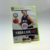 Microsoft XBOX 360 - Spiel | NBA Live 08 | inkl. OVP