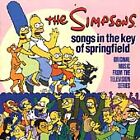 The Simpsons - Songs in the Key of Springfield (Original Soundtrack, 1998)