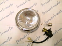 HONDA C50 C70 C90 6 VOLT ROUND HEAD LIGHT HEAD LAMP 6V (005)