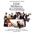 Soundtrack - Four Weddings and a Funeral [Vert] (Original Soundtrack) (2002) CD