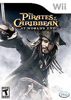 Pirates of the Caribbean: At World's End (Nintendo Wii, 2007)  COMPLETE  FAST