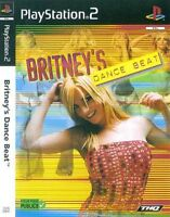 Britney's Dance Beat (Sony PlayStation 2, 2002) FREEPOST
