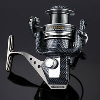 12+1BB Metal Saltwater Freshwater Surf Fishing Spinning Reel High Speed Spool