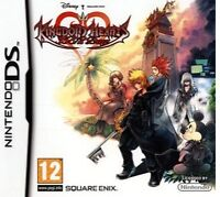 Kingdom Hearts 358/2 Days Nintendo DS 2DS NDS 3DS Video Game UK Release New Seal