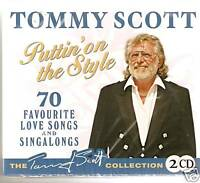 TOMMY SCOTT PUTTIN' ON THE STYLE 2 CD BOX SET