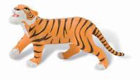 Figurine DISNEY Le Livre de la Jungle SHERE KHAN 8 cm