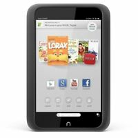 Barnes & Noble NOOK HD 8 Tablet 8GB Black (With Case, Bundle) USED (No Cable)