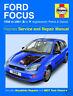 Haynes Ford Focus 1.4 1.6 2.0 Gasolina 1.8 Diesel 1998-2001 MANUAL 3759 NUEVO