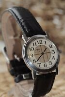 LUCH Watch mechanical Russian Soviet Vintage made in USSR / Serviced /S