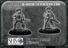 PACKED LMG BRITISH WW2 UCHRO FIGURINES SOTR