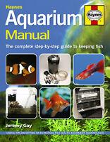Aquarium Tropical Fish Cold Water Fish Haynes Manual H4640 NEW