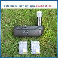 Battery Grip  MB-D80 + 2 Battery EN-EL3E For Nikon D80 D90