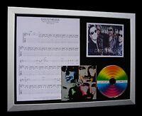U2 Discotheque LTD NOD QUALITY CD FRAMED DISPLAY+EXPRESS GLOBAL SHIP!!