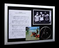 PRODIGY Firestarter LTD GALLERY QUALITY CD FRAMED DISPLAY+EXPRESS GLOBAL SHIP