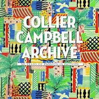 The Collier Campbell Archive: 50 Years of Passion in Pattern - New Book Campbell