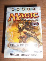 MAGIC * DECK * VISION DE L'AVENIR * Experts * FRANCAIS * the gathering *