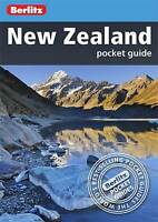Berlitz: New Zealand Pocket Guide by Berlitz Publishing Company (Paperback,...
