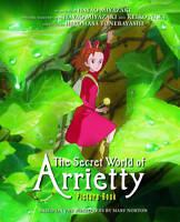 The Secret World of Arrietty Picture Book ' Yonebayash Manga in englii, Hiromasa