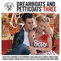 Dreamboats & Petticoats 3 - Various Artists 2 X CD  hd