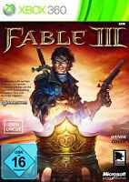 Microsoft XBOX 360 - Spiel | Fable III | inkl. OVP | gut