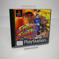 Sony Playstation PS1 - Spiel | Street Fighter Collection | inkl. OVP | gut