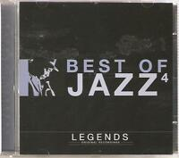 BEST OF JAZZ 4 LEGENDS CD ORIGINAL RECORDINGS - BENNY CARTER & MORE