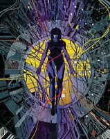 61934 Ghost in the Shell Anime Wall Print Poster Affiche