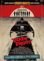 61287 DEATH PROOF Grindhouse Tarantino Kill Bill Wall Print Poster Affiche