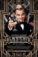 61301 The Great Gatsby Leonardo DiCaprio Wall Print Poster Affiche
