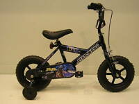 """STAR WARS BIKE 12"""" UNISEX CHILDREN'S BICYCLE GREAT BIRTHDAY PRESENT 50% OFF"""