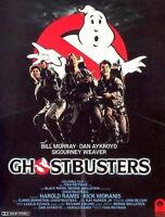 66224 Ghostbusters Movie Bill Murray, Dan Aykroy Wall Print Poster Affiche