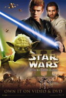 66892 Star Wars: Episode II-Attack of the Clones Movie Wall Print Poster Affiche