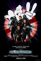 66055 Ghostbusters 2 Movie Bill Murray, Dan Aykroyd Wall Print Poster Affiche
