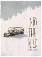 68474 Into The Wild Movie Emile Hirsch, Vince Vaughn Wall Print Poster Affiche