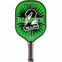 Pro Lite Blaster 2 Alloy Pickleball Paddle, Green PLB2 New