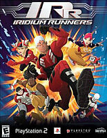 Iridium Runners (Sony PlayStation 2, 2008)    COMPLETE    FAST SHIPPING !!   PS2