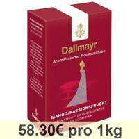 Dallmayr Roibuschtee Mango Passionsfrucht Rooibos Tee Roibusch Koffeinfrei 100g