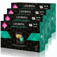 CR Office PADS Espresso Decaffeinato NESPRESSO Pro Professional System Komp. 200