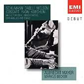 Schumann, Daelli, Nielsen: Music for oboe d'amore, cor anglais & piano  CD=LN