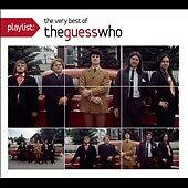 Playlist: The Very Best Of The Guess Who Digipak