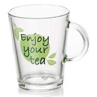 Ritzenhoff & Breker Enjoy Your Tea Teebecher Tee Becher Tasse Geschirr Glas Grün