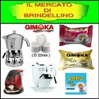 120 Capsule Gimoka Mokona bialetti Epresso Italia