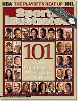 May 5, 2003 101 Minorities Sports Illustrated
